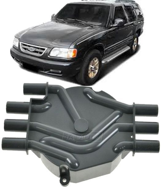 Tampa Do Distribuidor Gm Blazer S10 4.3 V6 Vortec de 1995 a 2006
