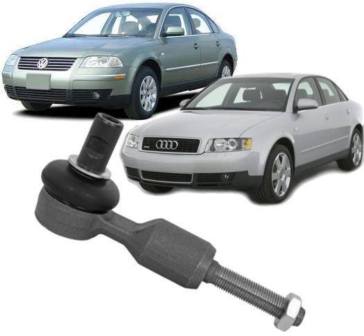 Terminal de direção Passat Audi A4 e A6 de 1995 à 2008