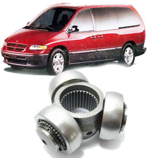 Trizeta Chrysler Caravan 3.3 V6 12v Automatico 32X37mm