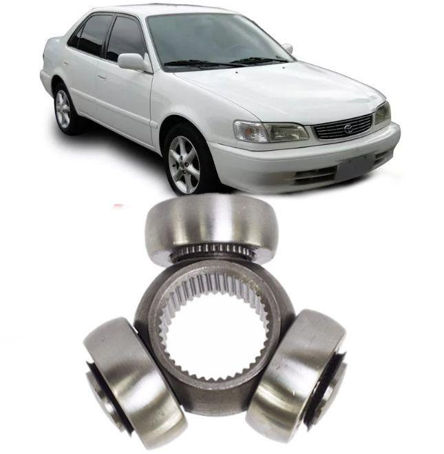Trizeta Corolla 1.8 16V Automatico e Manual 1998 ate 2002- 23X38mm