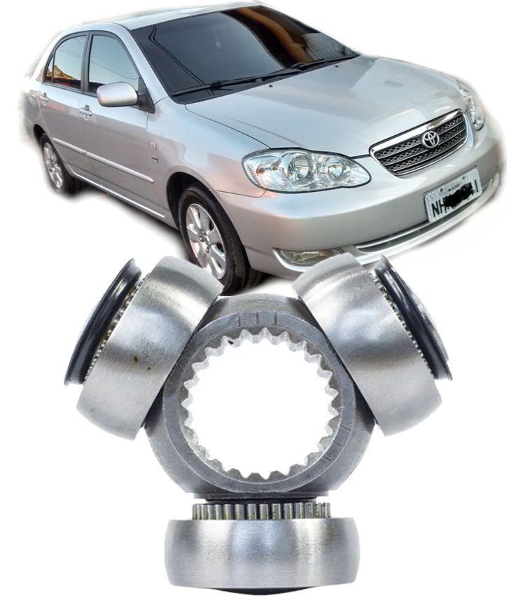 Trizeta Corolla 1.8 16V Manual e Automatico de 2003 A 2008 - 23X34mm