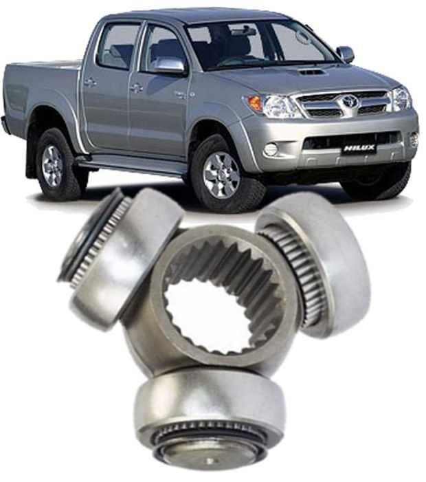 Trizeta Hilux 2.5 ou 3.0 Turbo Diese de 2005 a 2015 - 29X48,30mm