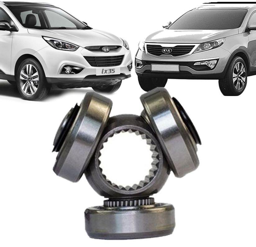 Trizeta Hyundai Ix35 e Kia Sportage 2.0 16V Automatico de 2011 a 2016 - 24x42,30mm