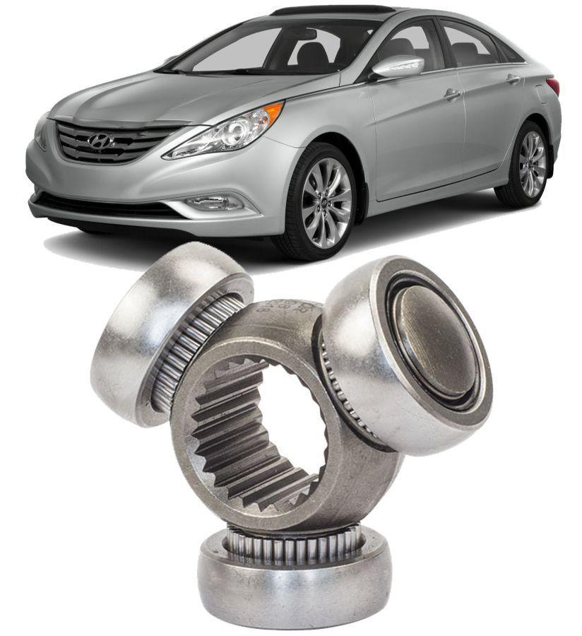 Trizeta Hyundai Sonata 2.4 16V Automatico de 2011 a 2015 - 25x36,50mm