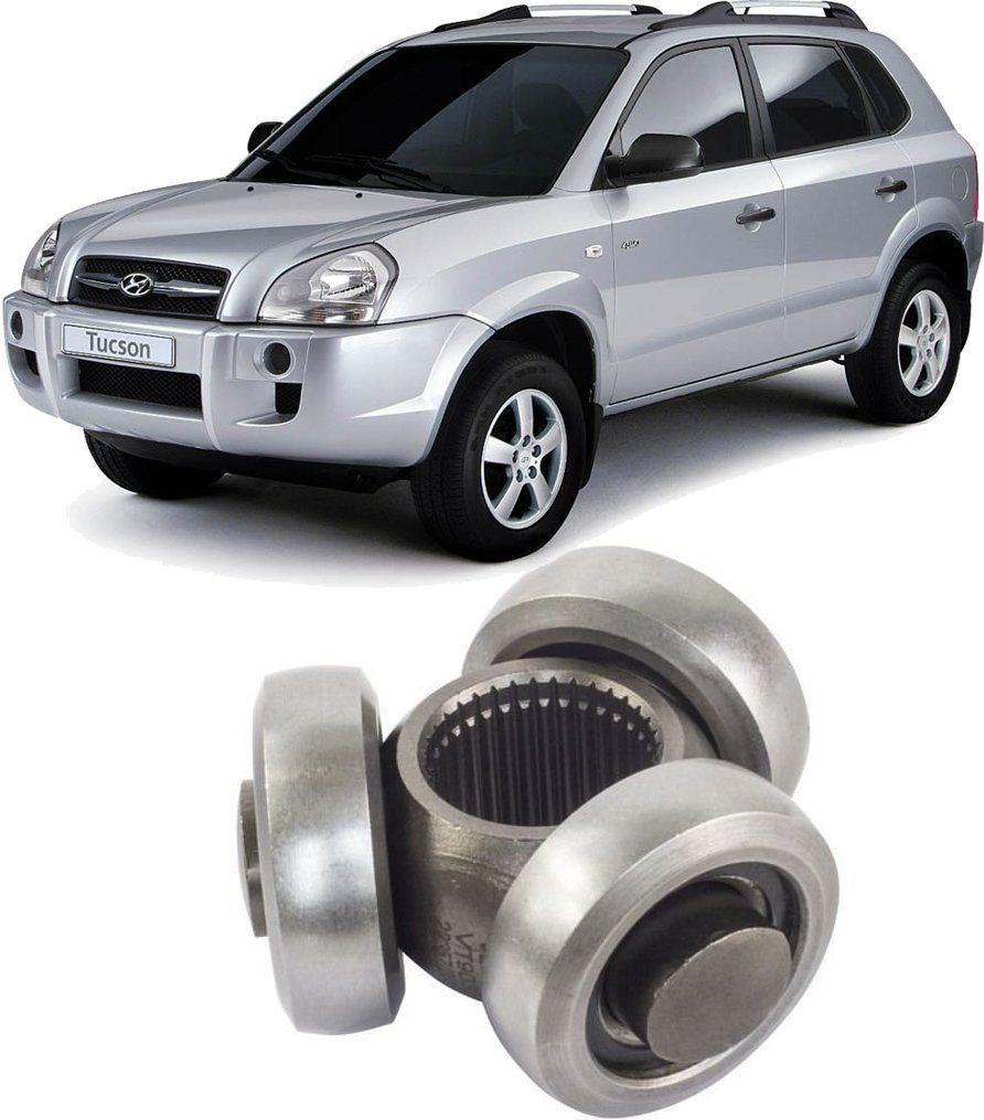 Trizeta Hyundai Tucson e Kia Sportage 2.7 V6 Automatica de 2006 a 2010 - 35X45,80mm