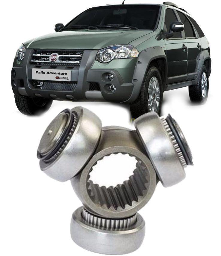 Trizeta Palio Punto Bravo Strada 1.6 e 1.8 16V E.Torq Cambio Dualogic - 24x39mm