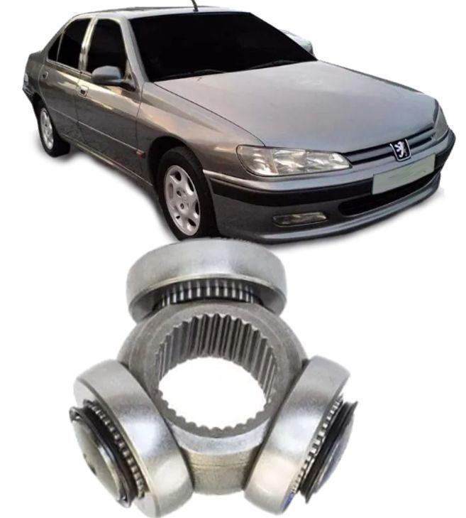 Trizeta Peugeot 406 3.0 V6 24V Automatico de 1999 a 2004 - 38X39mm