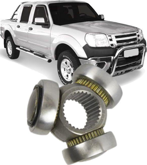 Trizeta Ranger 3.0 16V Diesel Powerstroke de 2005 À 2012 - 34x39,70mm