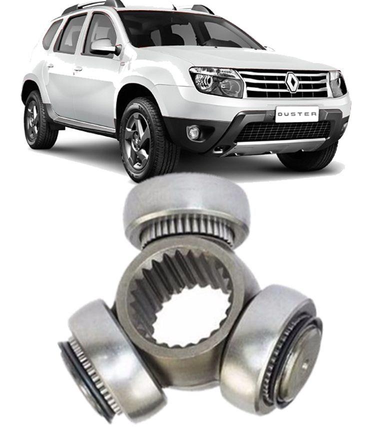 Trizeta Renault Duster 1.6 e 2.0 16v de 2011 a 2019 - 33X44,30mm