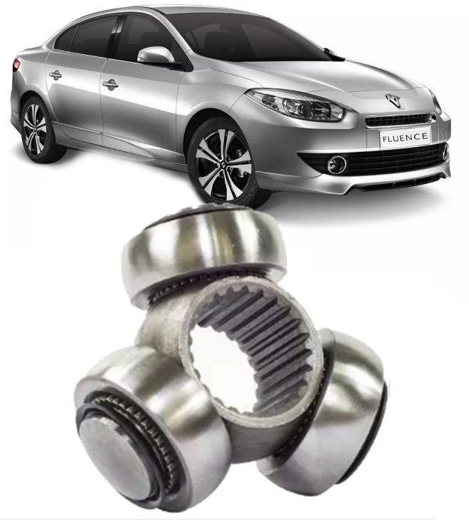 Trizeta Renault Fluence 2.0 16V Flex Automatico de 2011 a 2018 - 24X35,5mm
