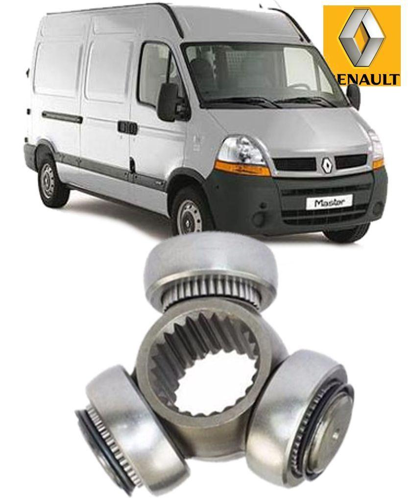 Trizeta Renault Master 2.5 16V Dci Diesel de 2005 a 2013 - 25x37mm