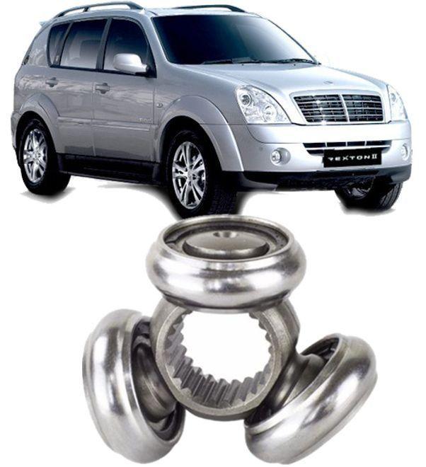 Trizeta Ssangyong Rexton 2.7 Tdi Diesel de 2006 a 2012 - 24 Dentes