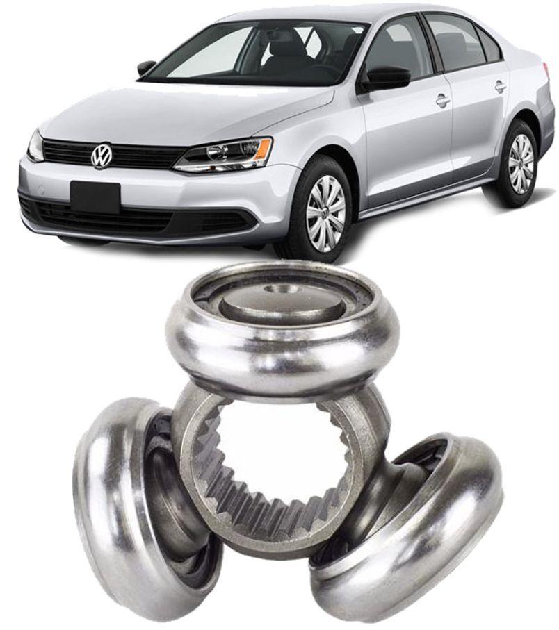 Trizeta Volkswagen Jetta 2.0 Flex Comforline Automatico de 2011 a 2016