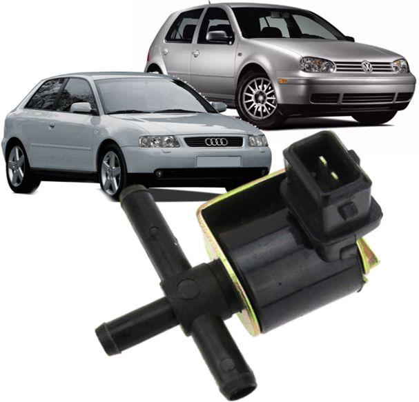 Valvula De Pressao De Turbo N75 Audi A3 A4 Golf Passat 1.8t 058906283c