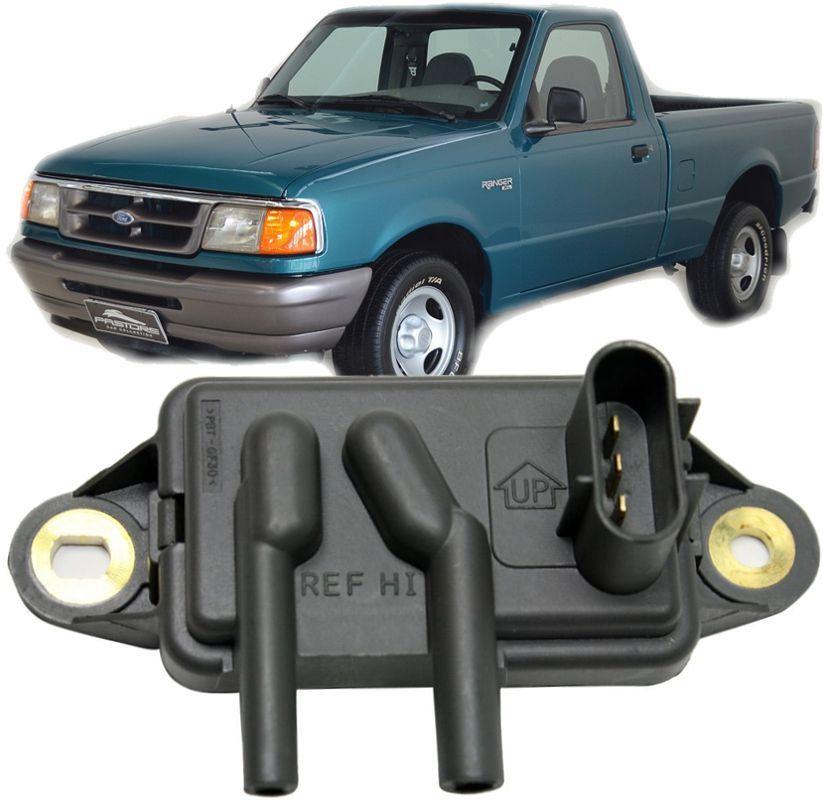 Valvula Egr Recirculadora Gases Motor Ranger 2.3 4.0 de 1995 a 2001