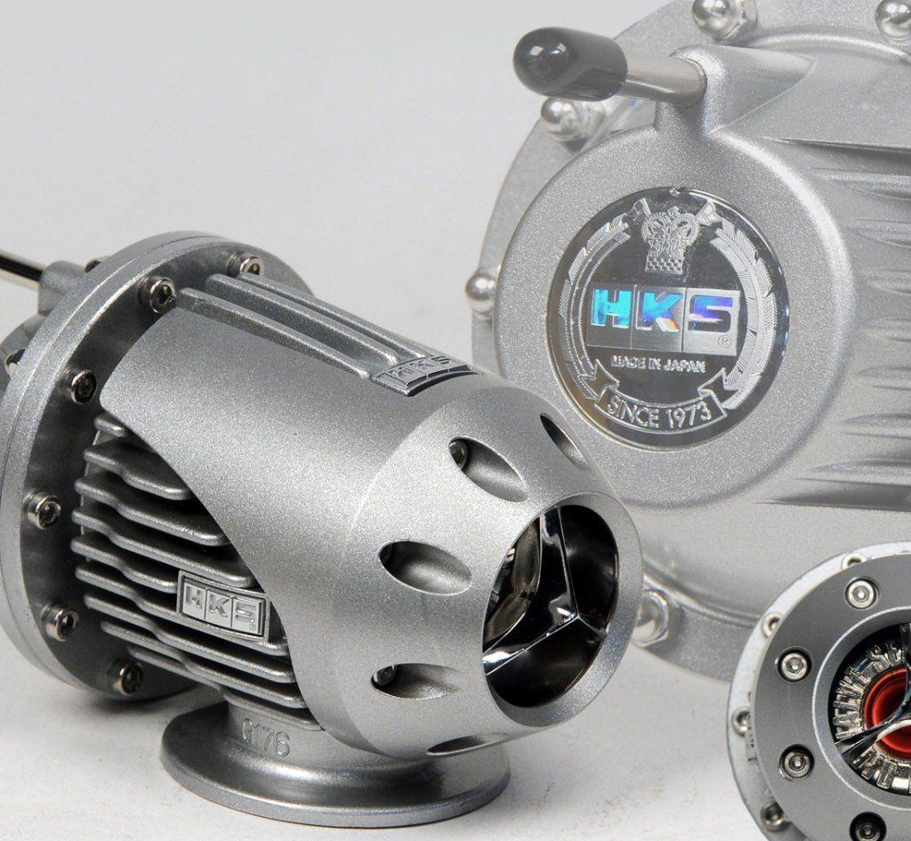 Valvula Espirro Alivio Hks Ssqv 4 Blow-off Turbo Original Prata