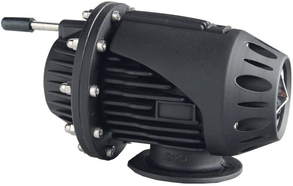 Valvula Espirro Alivio Ssqv 4 Blow-Off Turbo Modelo Hks - Preta