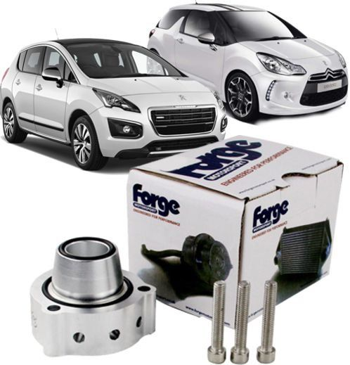 Valvula Forge Blow Off Citroen Ds3 Ds4 Ds5 Peugeot 308 3008 C4 Lounge Thp 1.6 Turbo Mini Cooper
