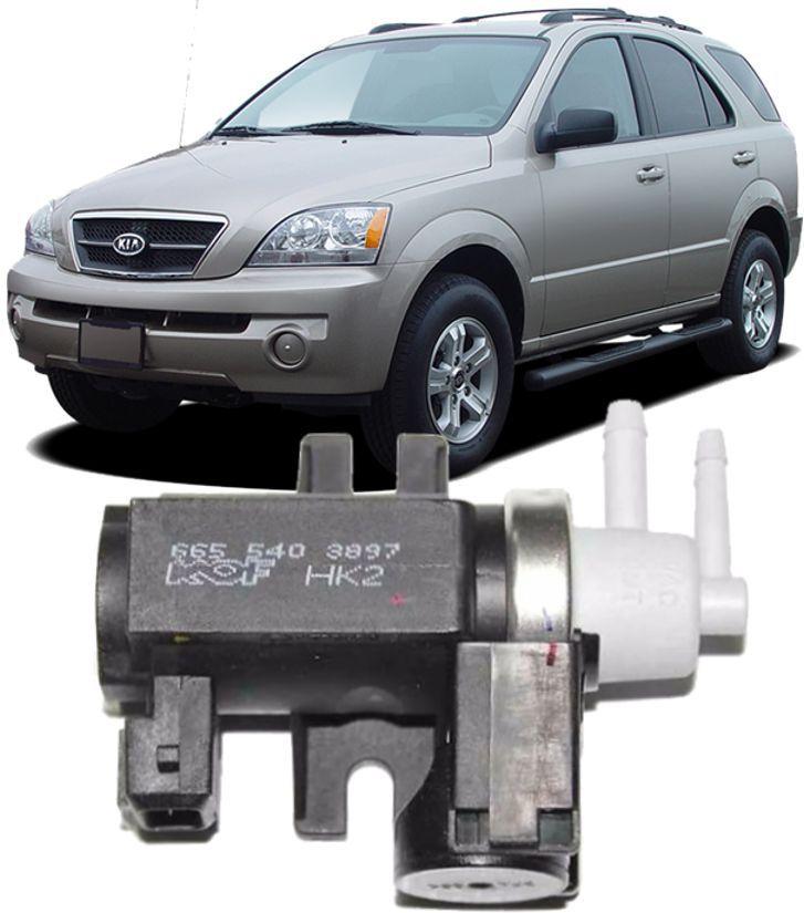 Valvula Moduladora Kia Sorento 2.5 16V Diesel Vgt Crdi 72190316