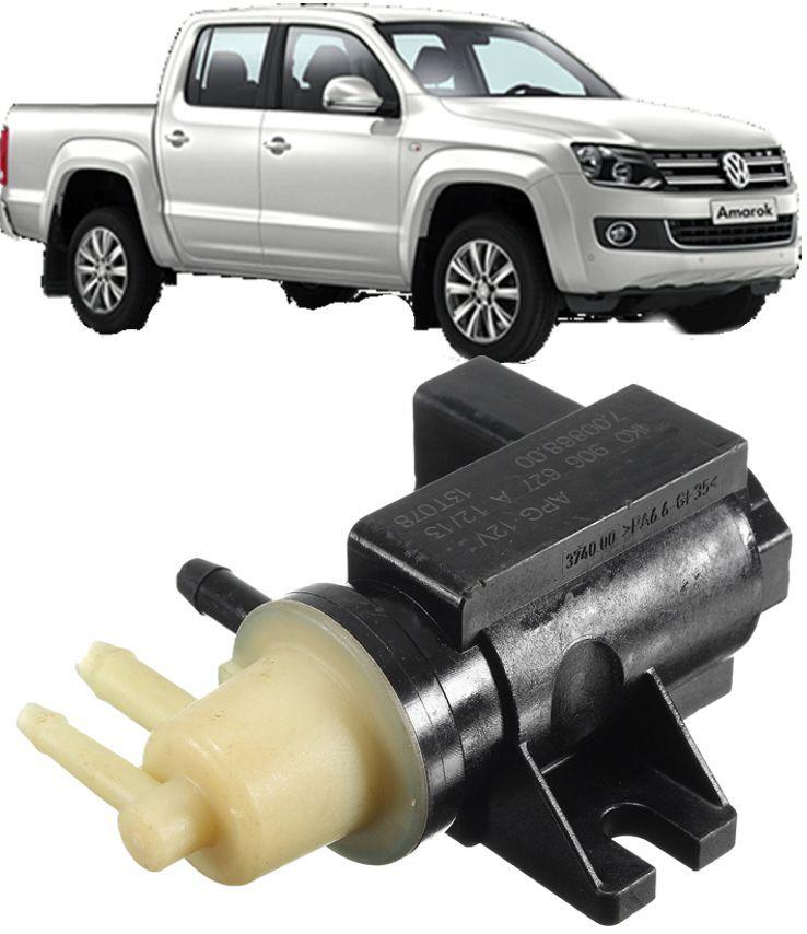 Valvula Solenoide Pressao Amarok 2.0 16V Diesel - 1k0906627A