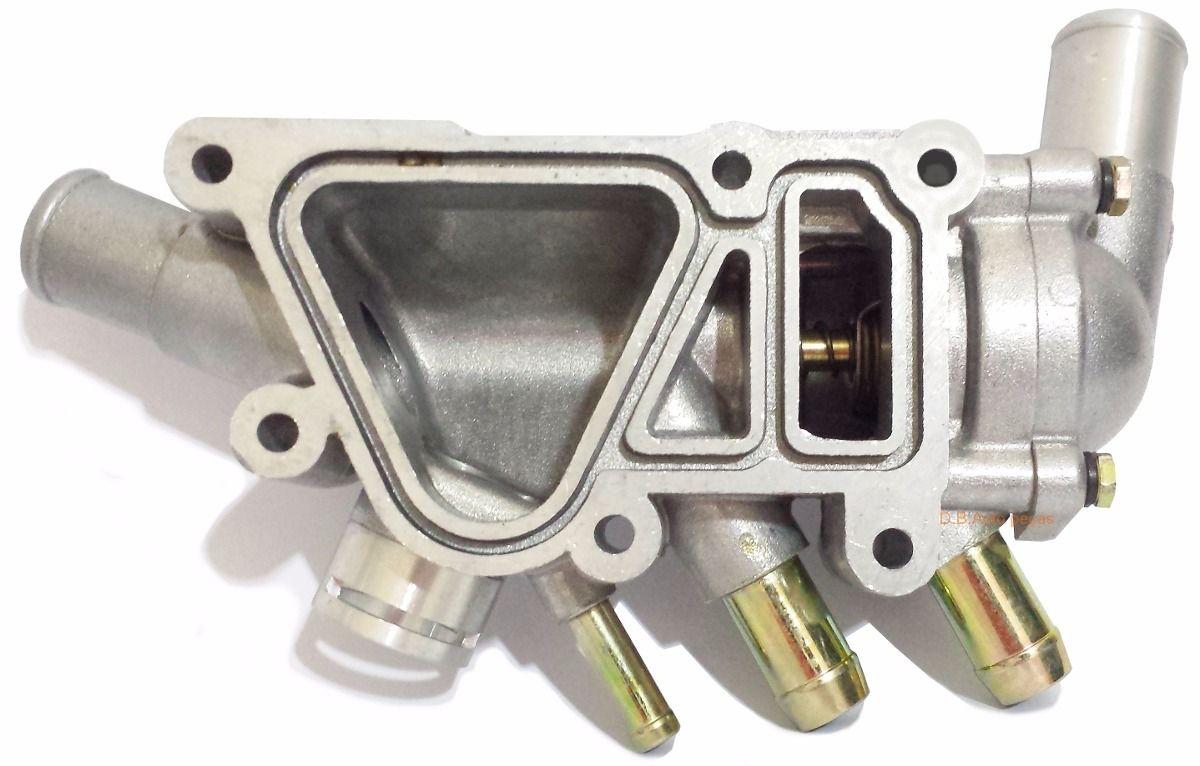 Valvula Termostatica Aluminio Fiesta Ka Escort Courier Rocam Gasolina