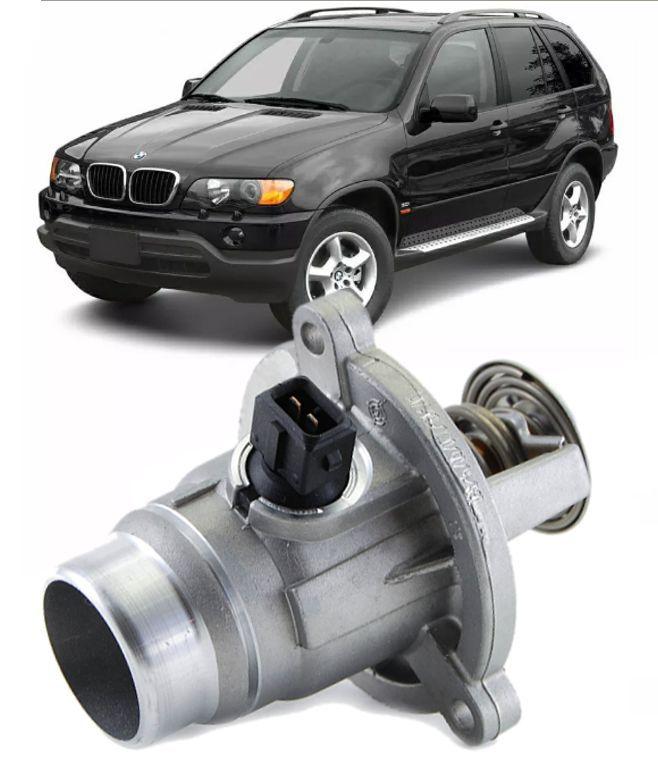 Valvula Termostatica BMW X5 X6 550i 750Li 4.4L 4.8L V8