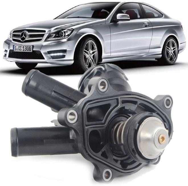 Válvula Termostática Mercedes C180 C200 C250 Cgi 1.8 de 2007 à 2014