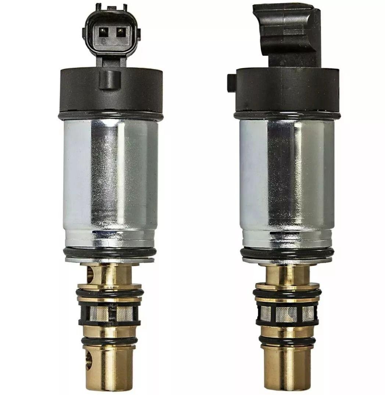 Valvula Torre Controle Do Compressor Sanden Pxc14 Sentra Após 2013
