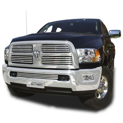 Sobre Grade Dodge Ram 2012 a 2016 Aço Inox Cromada Elite