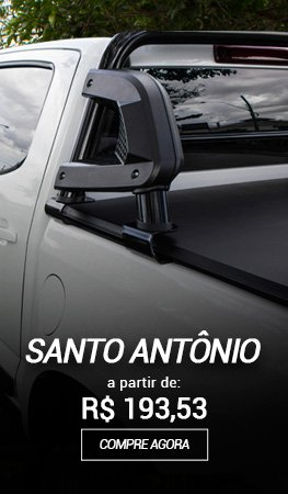 santo antonio e grade vigia na general car