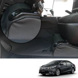 Capa de Assoalho em Vinil Preto Toyota Corolla 2014 2019