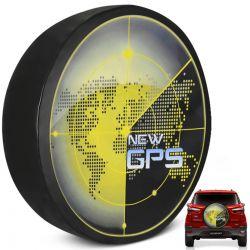 Capa de Estepe Ecosport 2003 a 2019 Modelo New GPS PVC