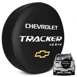 Capa de Estepe PVC Tracker Personalizada Aro 17