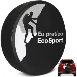Capa Estepe Ecosport 2003 a 2019 Eu Pratico Ecosport Prata