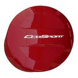 Capa Estepe Ecosport 2013/2017 Abs Rígida Vermelho Arpoador