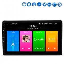 Central Multimídia 9 Polegadas HT-9100 Android Wi-fi GPS USB BT 4x60 RMS