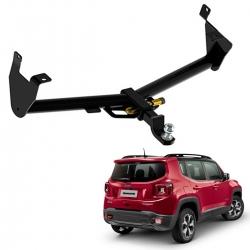 Engate de Reboque Jeep Renegade 2015 a 2020 Removível Bulldog 1816kg