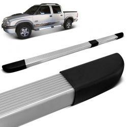Estribo Lateral S10 1995 a 2011 Alumínio Quadrado Original