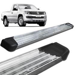 Estribo Lateral Amarok CS 2010 a 2020 Aluminio Polido A3