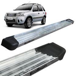 Estribo Lateral Ecosport 2003 a 2012 Aluminio Polido A3