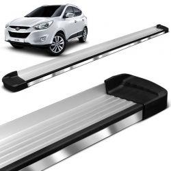 Estribo Lateral Hyundai Ix35 2010 a 2016 Aluminio Polido Bepo