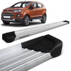 Estribo Lateral Ecosport 2013 a 2019 Aluminio Natural A3