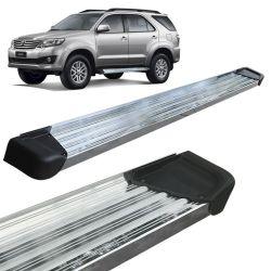 Estribo Lateral Hilux Sw4 2006 a 2015 Aluminio Polido A3