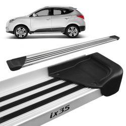 Estribo Lateral IX35 2011 a 2020 Aluminio Natural A1