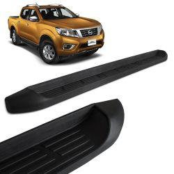 Estribo Lateral Nissan Frontier 2017 a 2020 Injetado Track