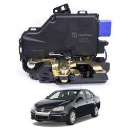 Fechadura Elétrica De Porta Jetta E Audi A3 Dianteira Direita
