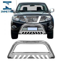 Parachoque de Impulsão Nissan Frontier Sel Cromado