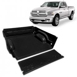 Protetor de Caçamba Dodge Ram 2012 a 2015 Cabine Dupla