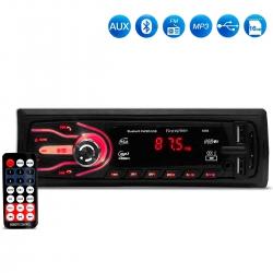 Radio Automotivo First Option 5566T Mp3 Player Bluetooth USB SD FM Aux 4x25w