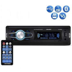 Radio Automotivo Roadstar RS2603BR Mp3 Player Bluetooth USB SD FM 4x25w